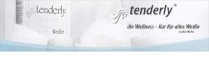 Sélection Herma: tenderly – schonende Pflege für alles Weisse